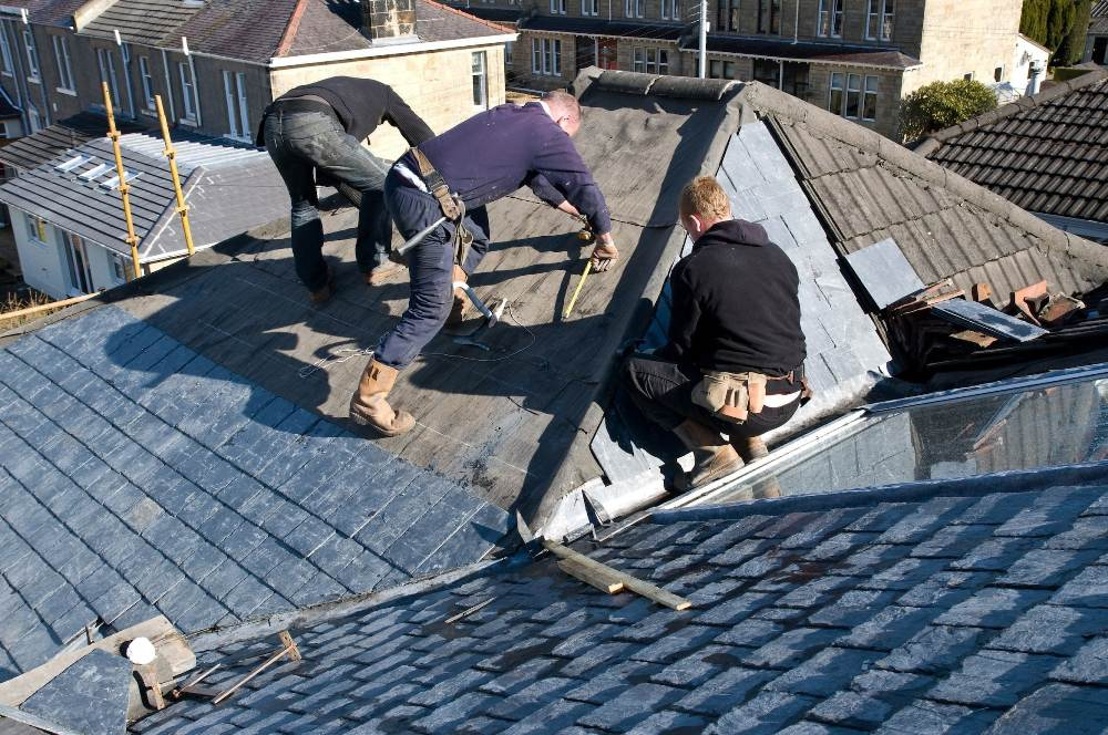 slate roof repair service MT Lebanon