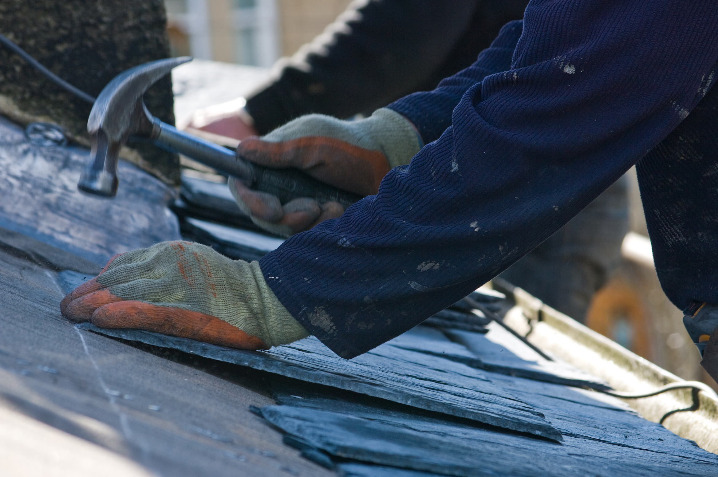 slate roof maintenance MT Lebanon